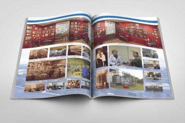 Дизайн и вёрстка журнала